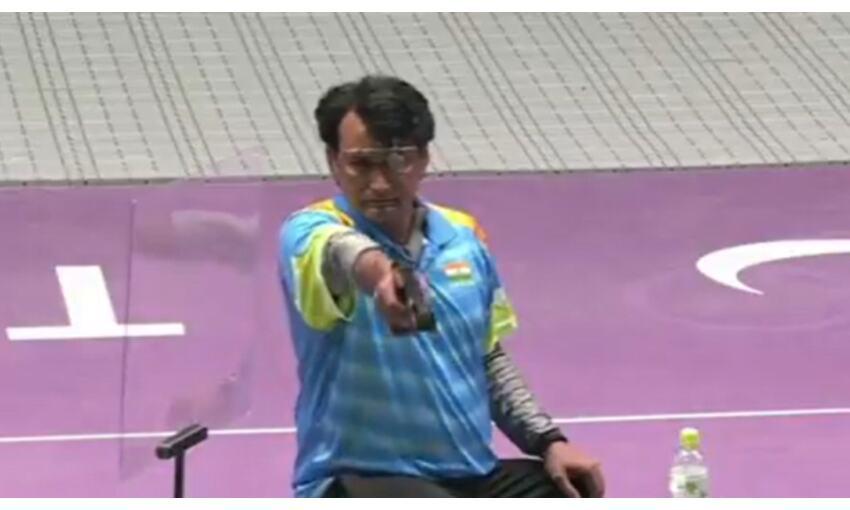पैरालंपिक : भारतीय निशानेबाज राहुल जाखड़ ने शूटिंग फाइनल में प्रवेश किया