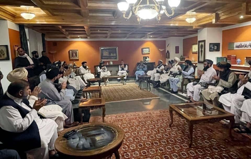 तालिबान, भारत और दुनिया के देश