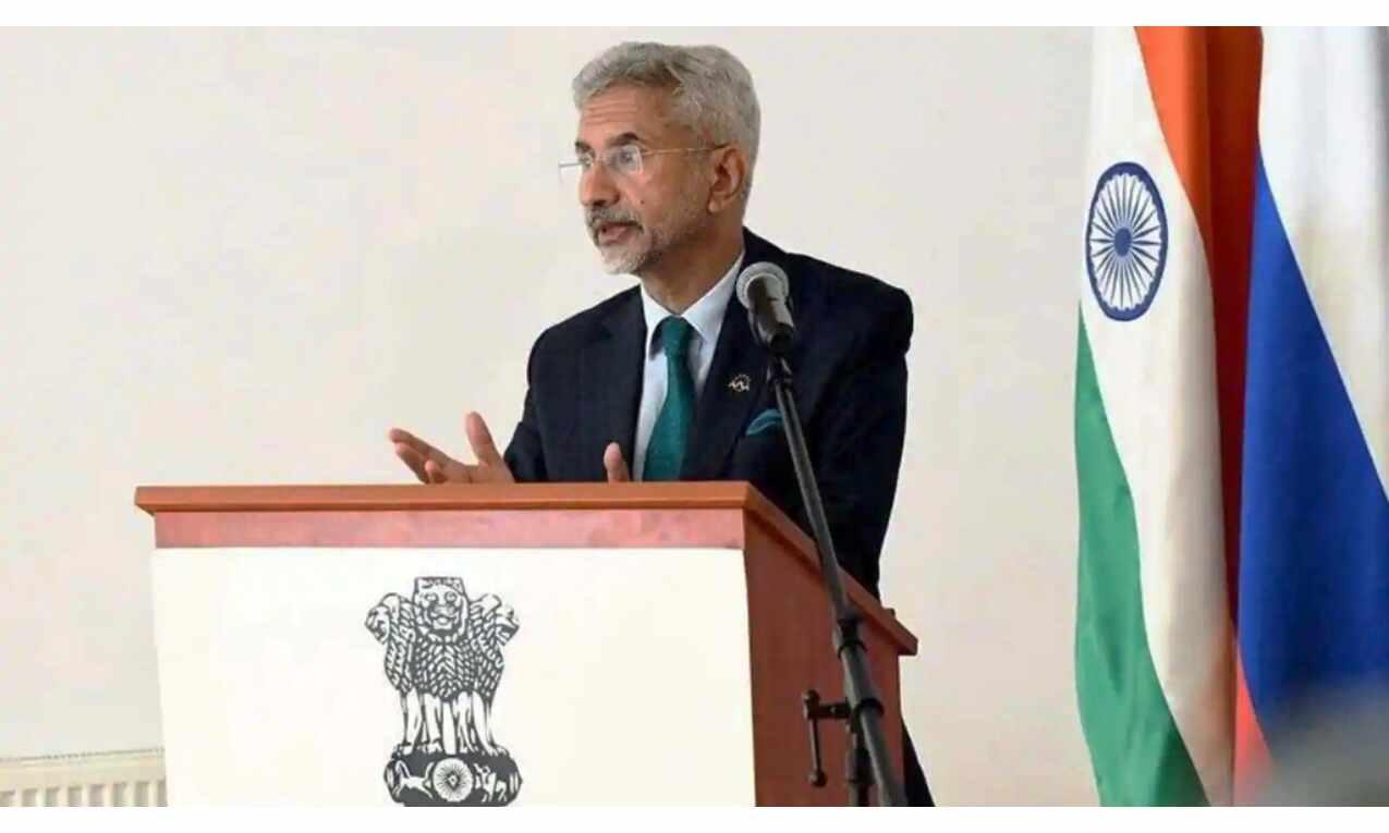 भारत हमेशा की तरह ही अफगान अवाम के साथ खड़ा है : विदेशमंत्री