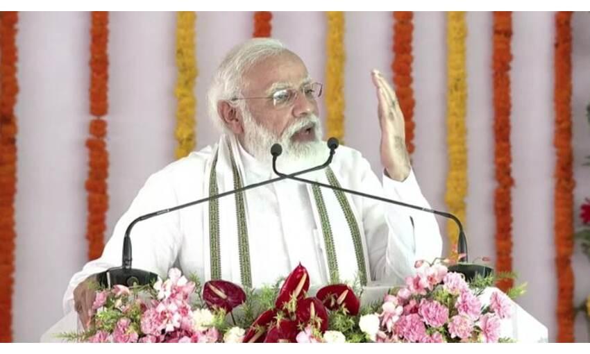 प्रधानमंत्री ने अलीगढ को दी सौगात, राजा महेंद्र सिंह विश्वविद्यालय का किया शिलान्यास