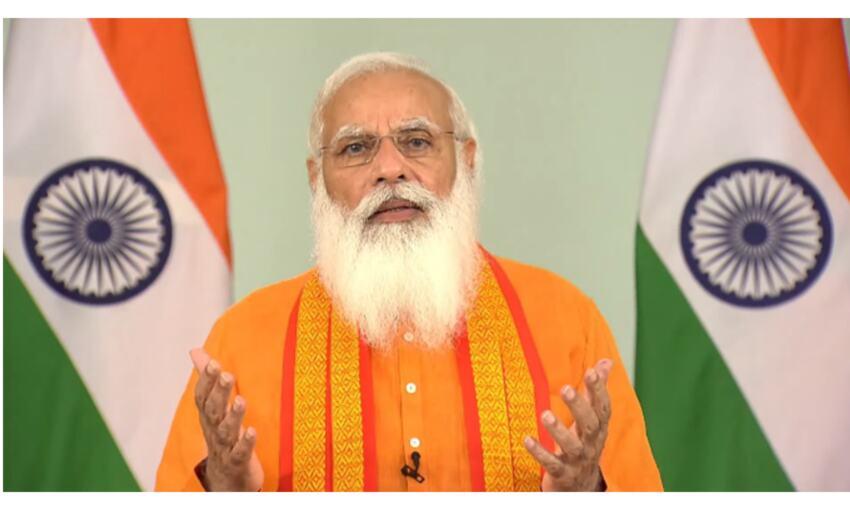 हिन्दी को सक्षम भाषा बनाने में अलग-अलग क्षेत्रों के लोगों की भूमिका : प्रधानमंत्री