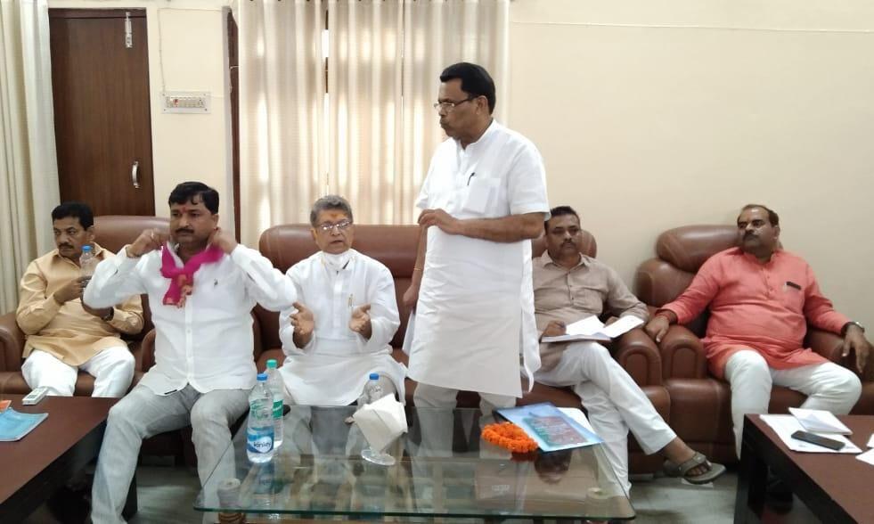 भाजपा पिछड़ा मोर्चा प्रदेश कार्यसमिति की दो दिवसीय बैठक 18 सिंतबर से