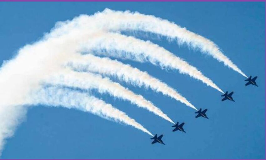 वायुसेना डल झील के ऊपर करेगी एयर शो, मिग-21 और सुखोई-30 भरेंगे उड़ान