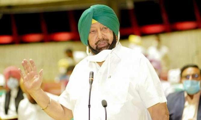 पंजाब कांग्रेस में दो फाड़, अमरिंदर सिंह ने सिद्धू के खिलाफ उम्मीदवार उतारने का किया ऐलान