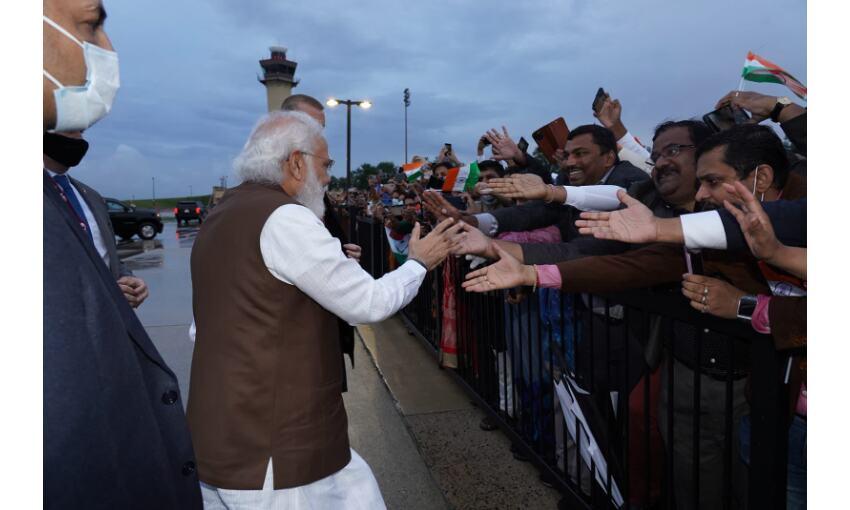 प्रधानमंत्री मोदी अमेरिकी दौरे पर 5 कंपनी के CEO से करेंगे मुलाकात