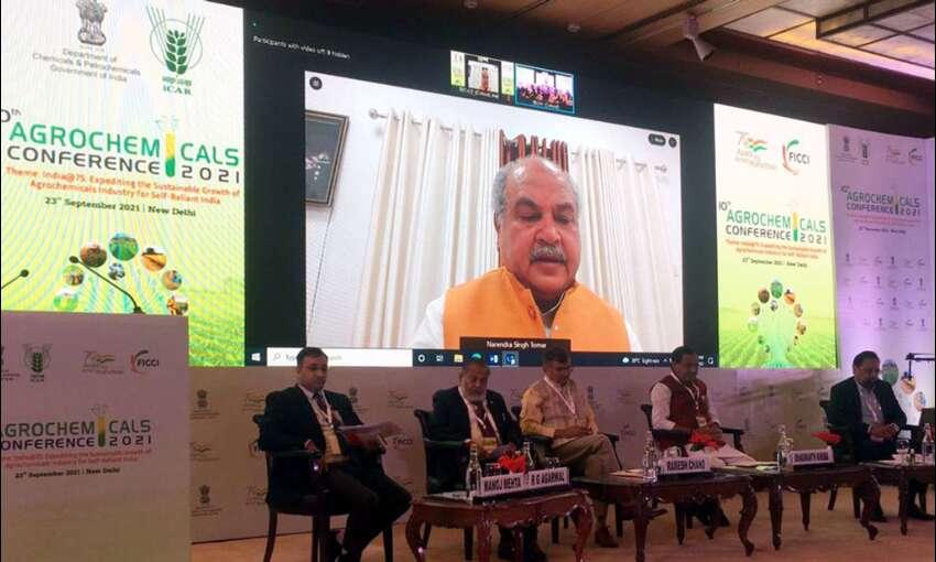 भारत कृषि उपज के मामले में आत्मनिर्भरता की ओर बढ़ रहा, निर्यात में 10 वें स्थान पर