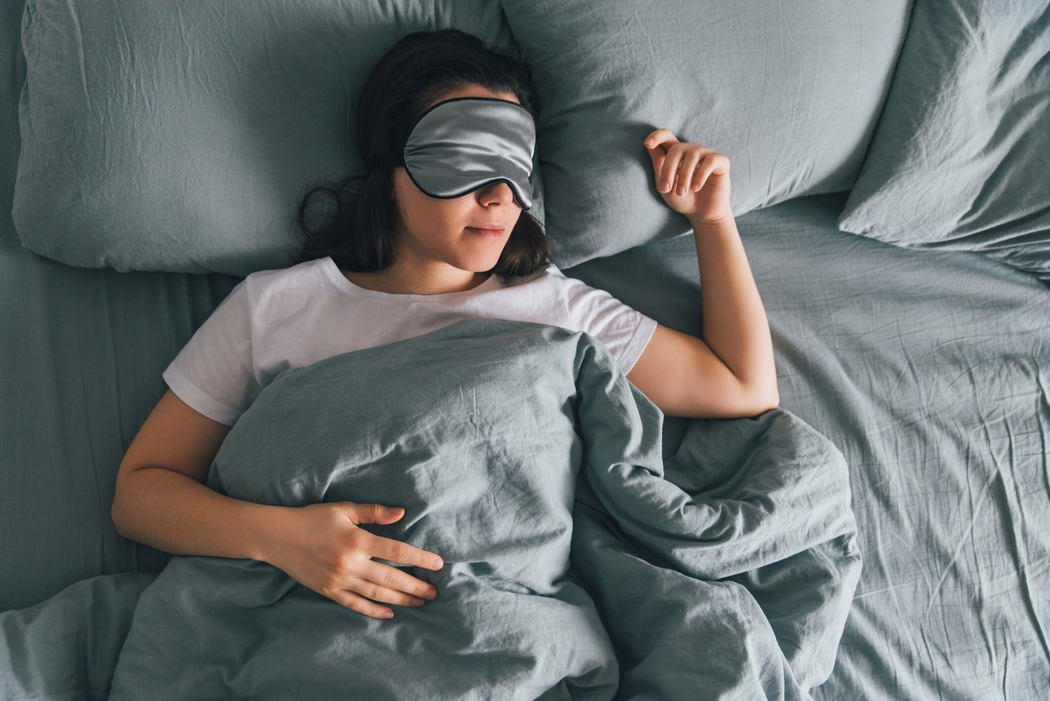 गहरी नींद से चेहरे पर पाएं प्राकृतिक सौन्दर्य और आकर्षण
