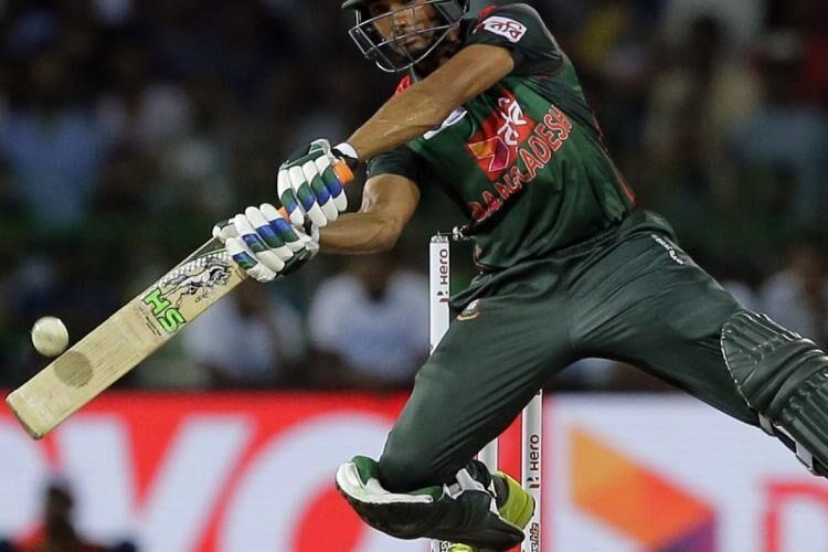 टी-20 विश्व कप : बांग्लादेश के पहले अभ्यास मैच में हिस्सा नहीं लेंगे महमूदुल्लाह