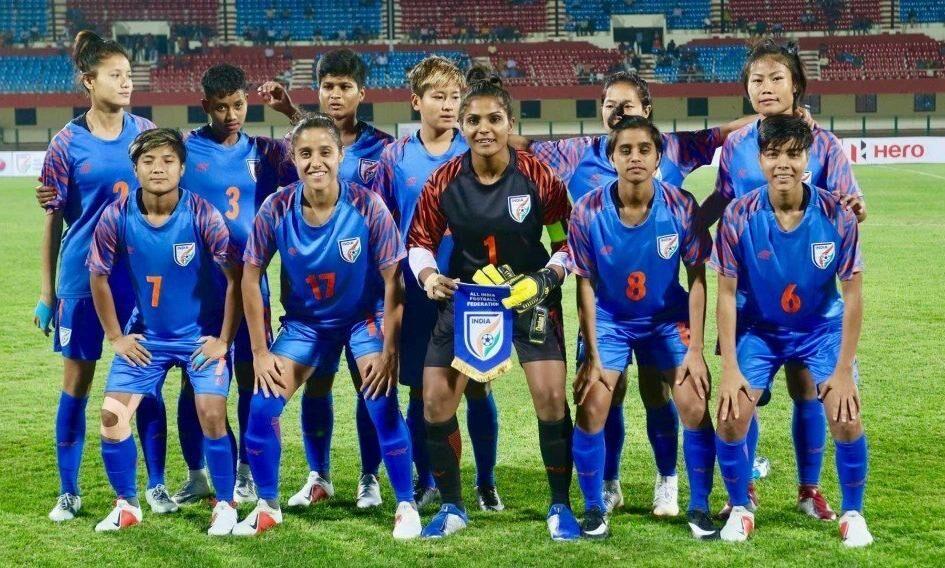 भारतीय महिला फुटबॉल टीम ने चीनी ताइपे को 1-0 से हराया