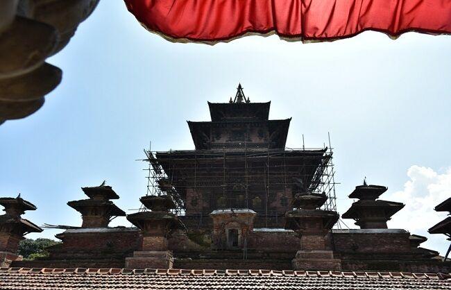 भारतीय श्रद्धालुओं के लिए नेपाल ने खोला तलेजु भवानी मंदिर