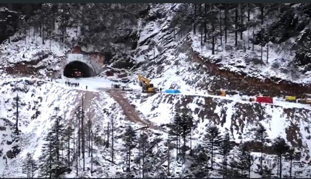 अरुणाचल में 13,800 फीट ऊंचाई पर बनी सुरंग सेला राष्ट्र को समर्पित, 2019 में प्रधानमंत्री मोदी ने रखी थी नींव