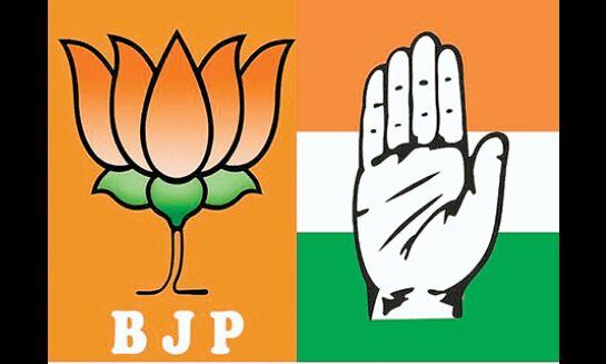 भाजपा और कांग्रेस में छिड़ा वीडियो वार