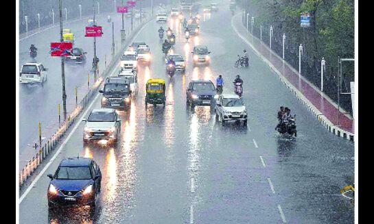 प्री-मानसून बारिश के संकेत, रविवार तक बदली छाई रहने की संभावना