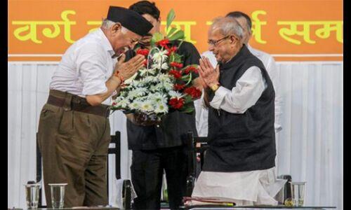 डा. हेडगेवार ही नहीं, भगवा ध्वज व हिंदू राष्ट्र के सिद्धांत का भी सम्मान