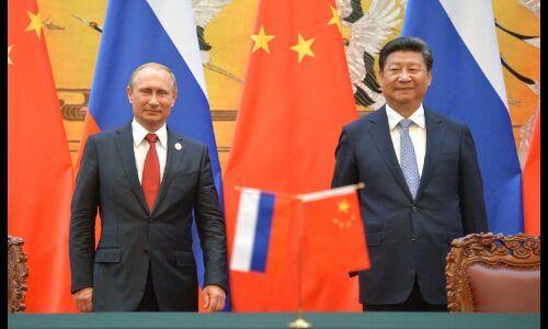 भारत के लिए भारी हो सकती है चीन-रूस की दोस्ती