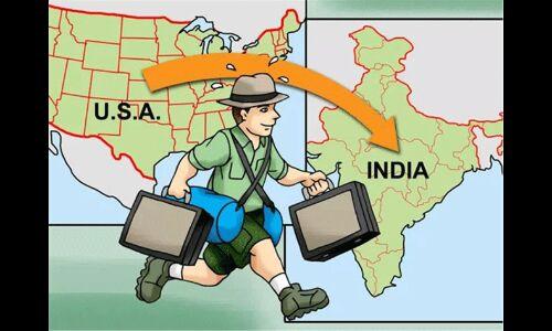 अमेरिका में प्रवासी भारतीय संकट में