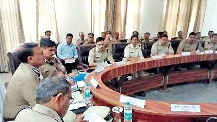 छह राज्यों के रेलवे अधिकारियों ने अपराध रोकने किया मंथन
