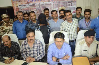 इंसानियत को शर्मसार करने वाली घटना का पुलिस ने चौबीस घंटे में किया पर्दाफाश
