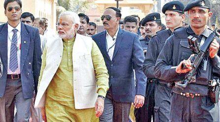 अब बिना अनुमति मंत्री भी नहीं जा सकेंगे मोदी के करीब