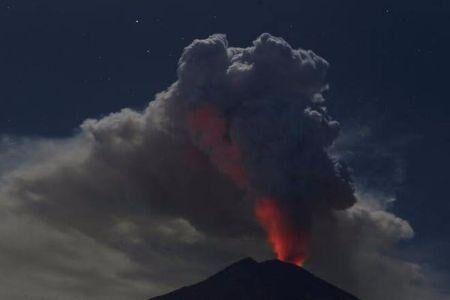 इंडोनेशिया में ज्वालामुखी विस्फोट पर विदेश मंत्रालय ने जारी की एडवॉयजरी
