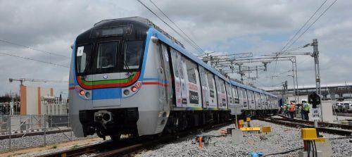 देश में मेट्रो रेल के पहिये बनाने का पहला कारखाना दुर्गापुर में, 46 पहिये कोलकाता लाये गए