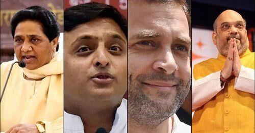 चुनाव विशेष : उ.प्र. में बसपा 40, सपा 30, कांग्रेस 7, रालोद 3 लोकसभा सीटों पर लड़ेंगी चुनाव !