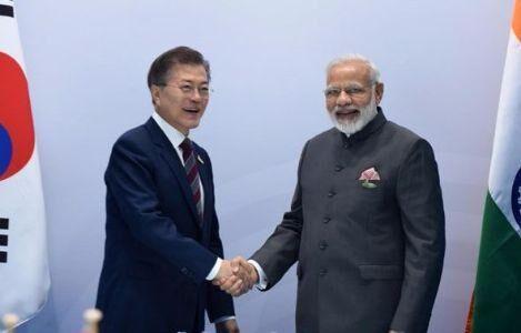 दक्षिण कोरिया के राष्ट्रपति आएंगे भारत, पीएम मोदी संग होगी वार्ता
