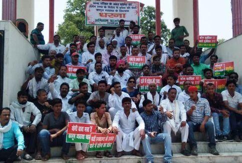 कानपुर में कागजों पर हो गई चार करोड़ से नालों की सफाई