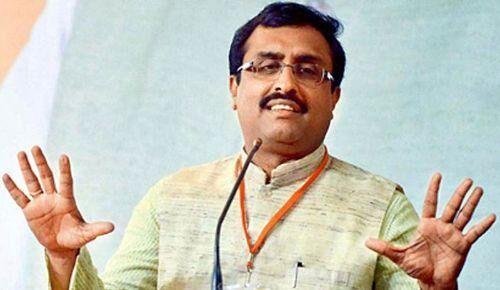 जम्मू कश्मीर में सरकार नहीं बनाएगी भाजपा : राम माधव