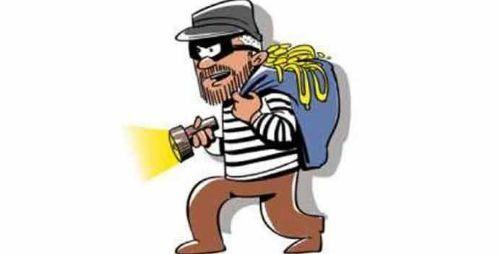 पूर्व केंद्रीय मंत्री के घर चोरी, डायमंड ज्वैलरी और कैश गायब