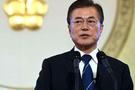साउथ कोरियाई राष्ट्रपति पहुंचे दिल्ली करेंगे प्रधानमंत्री से मुलाकात