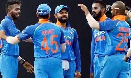 आईसीसी टी-20 रैंकिंग में इंडिया पहुंचा दूसरे स्थान पर