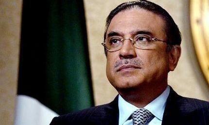 पाक के पूर्व राष्ट्रपति जरदारी को विदेश जाने पर लगी रोक