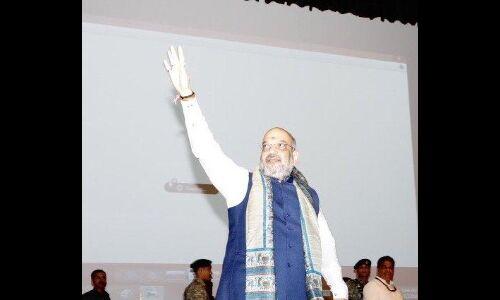 अमित शाह ने कहा - बिहार में एनडीए से नहीं टूटेगा गठबंधन