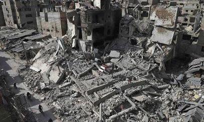 सीरिया में हुआ हवाई हमला, 28 आम नागरिक मरे