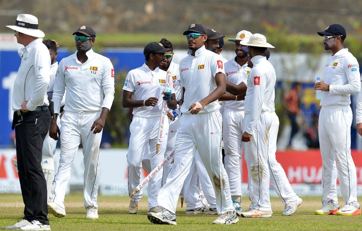 श्रीलंका ने साउथ अफ्रीका को 278 रन से हराया