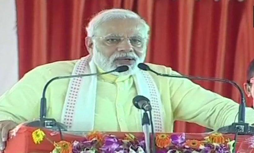 प्रधानमंत्री मोदी ने पूर्वांचल एक्सप्रेस वे का किया शिलान्यास, हर किसी के जीवन को ये एक्सप्रेसवे देगा नई दिशा