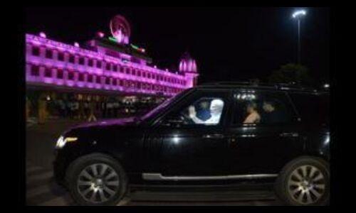 पीएम मोदी ने रात में भ्रमण कर बदलते बनारस को परखा