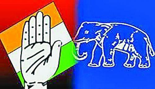 बसपा के साथ समझौते पर राजस्थान कांग्रेस अध्यक्ष ने किया ना , म.प्र. व छत्तीसगढ़ का हां