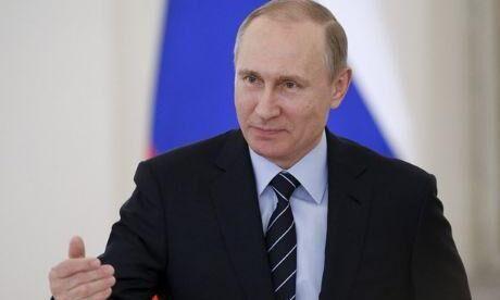 पुतिन ने फुटबाल फैंस को साल 2018 तक रूस में बिना वीज़ा के प्रवेश की घोषणा