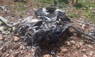 हिमाचल प्रदेश के कांगड़ा में मिग 21 क्रैश, पायलट लापता