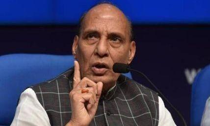 राजनाथ सिंह बोले - एससी- एसटी और ओबीसी का आरक्षण कोई नहीं छीन सकता