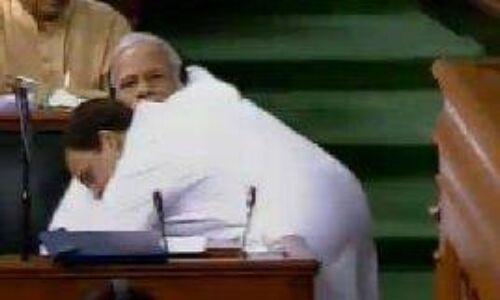 लोकसभा अध्यक्ष सुमित्रा महाजन ने कहा - ऐसा आचरण सदन के नियमों के खिलाफ