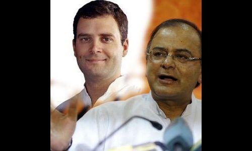 राहुल ना समझ, भगवान ही उनकी मदद कर सकता है: केंद्रीय मंत्री अरुण जेटली