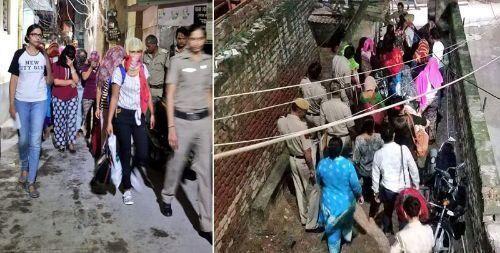 दिल्ली : 16 नेपाली लड़कियों को कराया मुक्त, भेजा जा रहा था विदेश