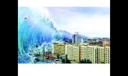 भूकंप से बचने के लिए बैकअप सिटी का निर्माण