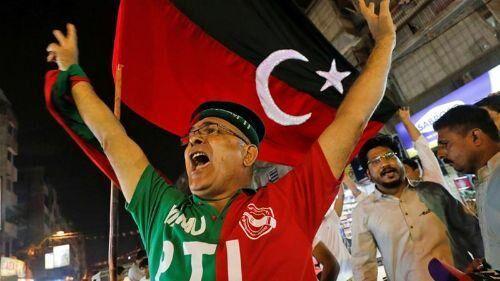 आतंकियों से मुक्ति चाहती है पाकिस्तान की जनता - इमरान को स्वीकारा, हाफिज को नकारा