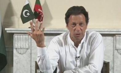इंसानियत का पाकिस्तान बनाना चाहता हूँ : इमरान खान