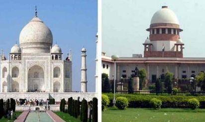 ताजमहल के रखरखाव मामले में केंद्र, उप्र सरकार और एएसआई को सुप्रीम कोर्ट ने लगाई फटकार