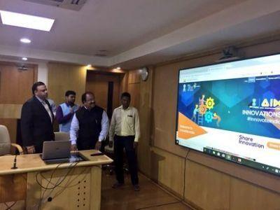 सरकार ने लॉन्च किया इनोवेट इंडिया प्लेटफॉर्म